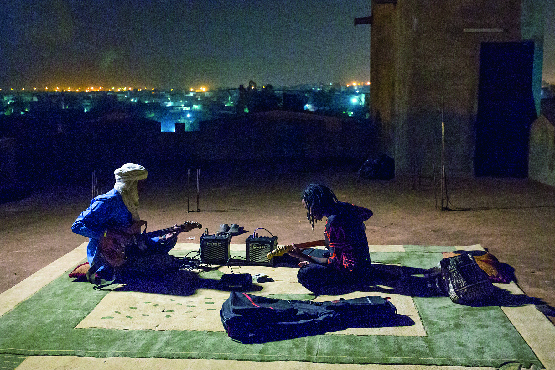 Download Film Mali Blues © Konrad Waldmann Bild